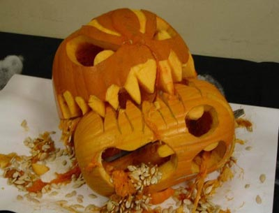 Pumpkin Carving Patterns and Halloween Pumpkin Carving Designs ...