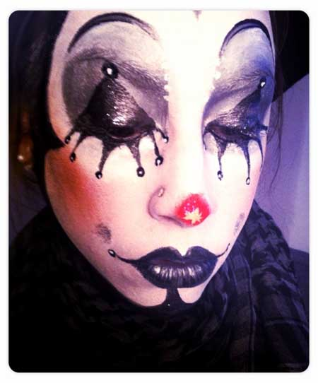 clown-halloween-makeup-ideas