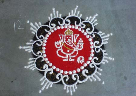 ganpati-rangoli-designs