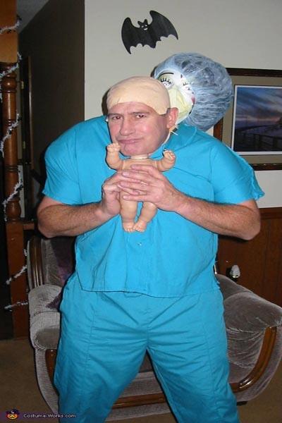 Image Costume-Works  sc 1 st  Random Talks - Snydle.com & Homemade Halloween Costume Ideas - Random Talks