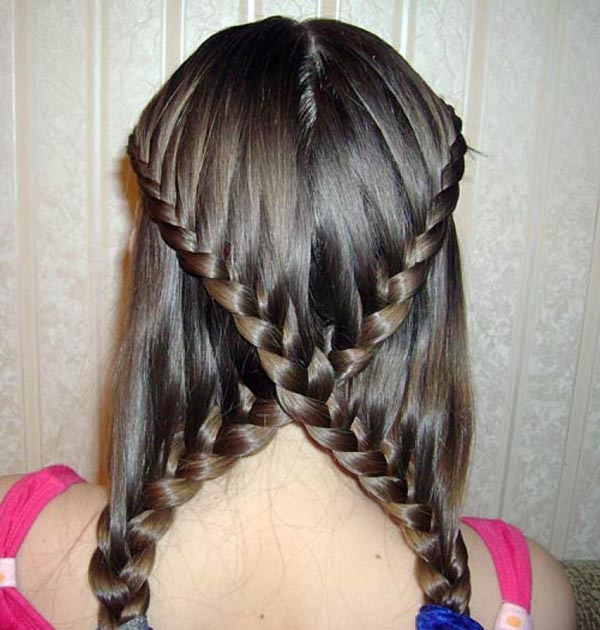Pleasant Beautiful And Easy Braided Hairstyles For Different Types Of Hair Hairstyles For Women Draintrainus