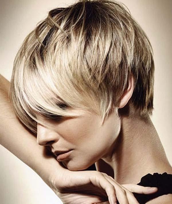 Marvelous Latest Short Hairstyles For Women 2014 Random Talks Short Hairstyles Gunalazisus