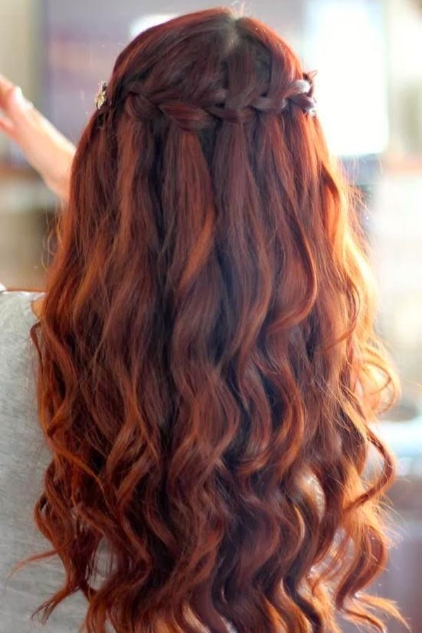 Hairstyles For Long Hair Download Video : Download image Waterfall Braid Hairstyles For Long Hair PC, Android ...