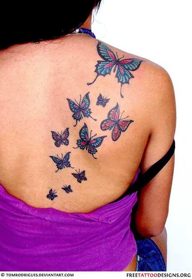 butterfly-tattoo-designs-red-blue-back-tattoo