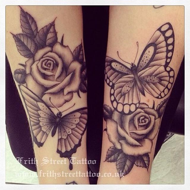 butterfly-tattoo-designs-with-rose