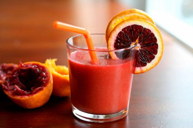 protein-smoothie-recipes-blood-orange-smoothie