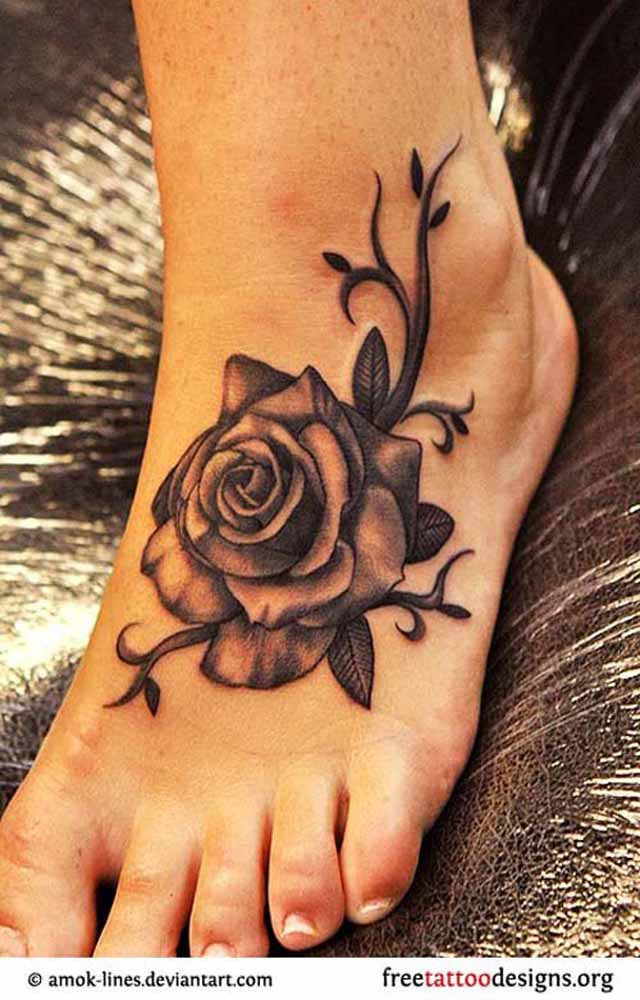 rose-tattoo-designs-rose-foot-tattoos