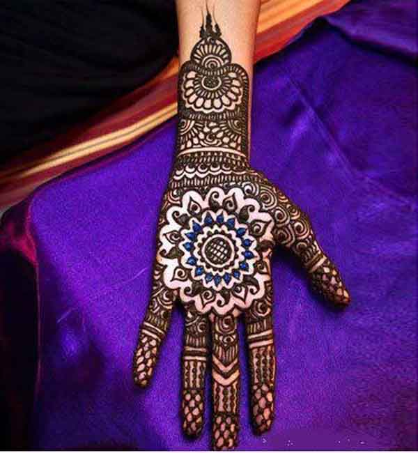 50 Beautiful Mehndi Designs And Patterns To Try Random Talks