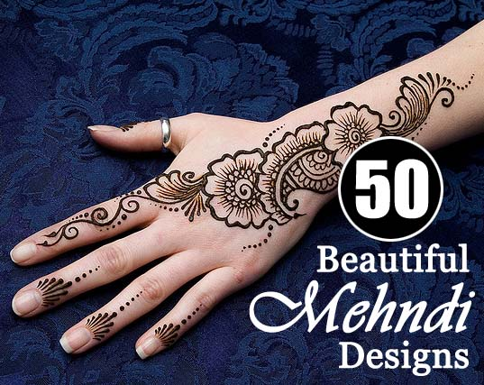 Mehndi Designs For Palm : Marwari mehndi designs for hands and feet