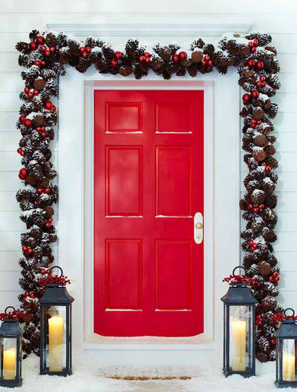 good-outdoor-christmas-garland-ideas