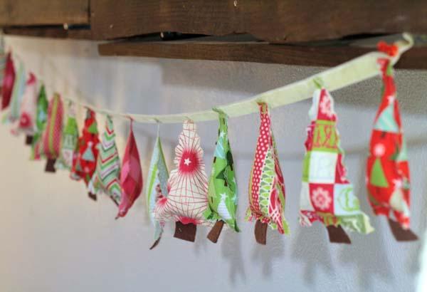 homemade-christmas-tree-garland-decoration