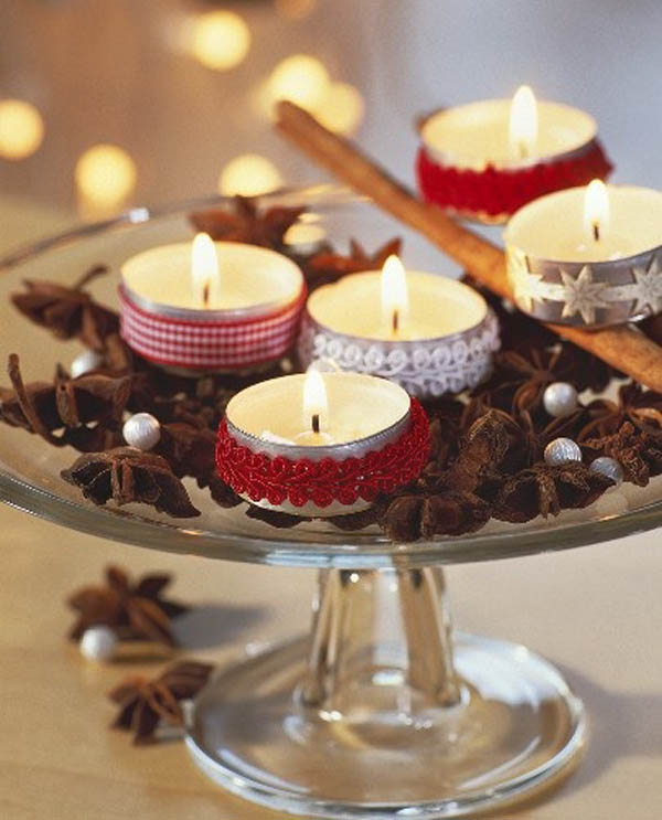 beautiful-christmas-candle-centerpieces