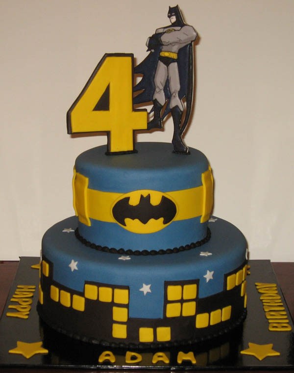 batman-birthday-cakes