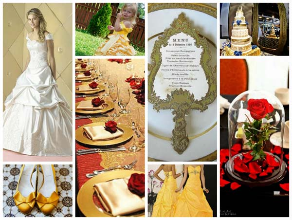 beauty-and-the-beast-wedding-theme-ideas