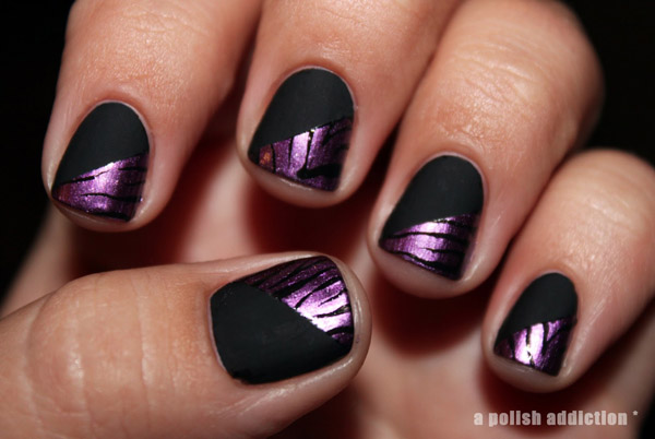 black-nail-design-ideas