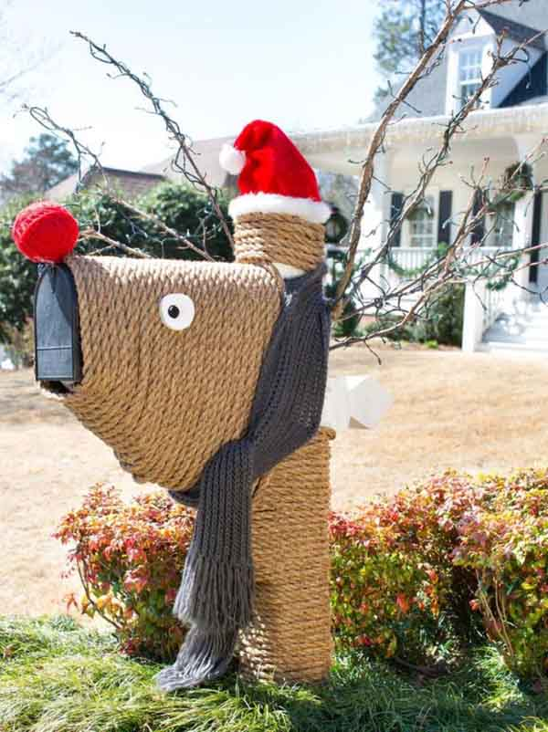 diy-outdoor-christmas-decorations-ideas