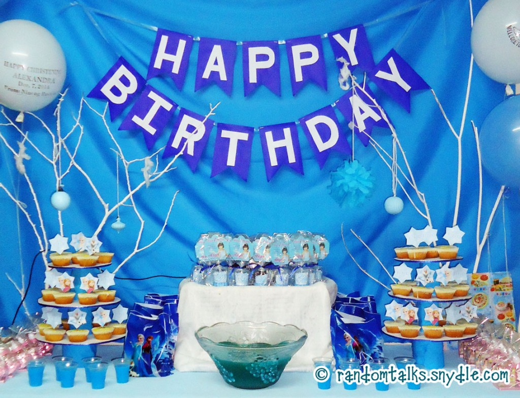 frozen-birthday-party-ideas