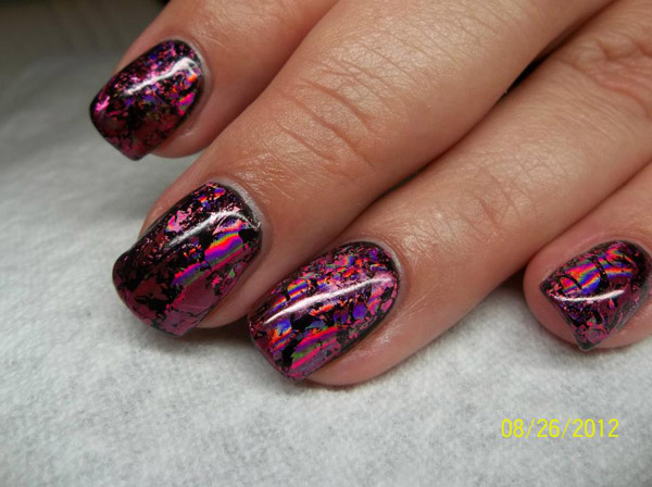 30 spectacular nail design ideas and nail arts with pictures - Gel Nail Design Ideas