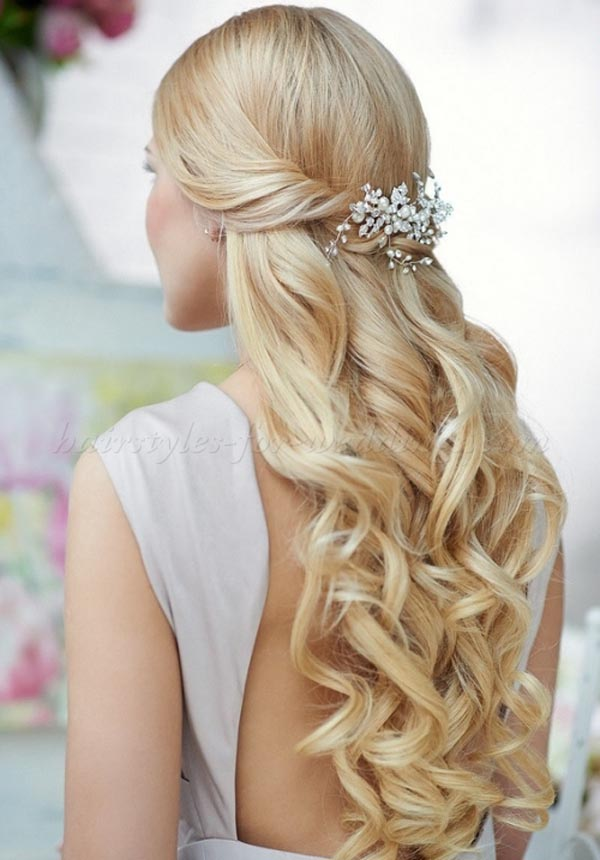 half-up-half-down-wedding-hairstyle