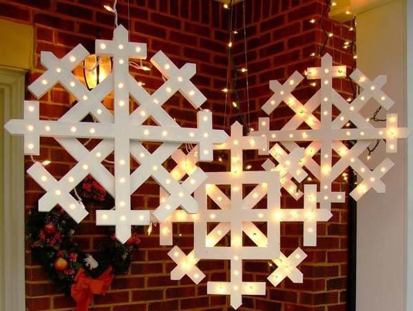 homemade-outdoor-christmas-decorations