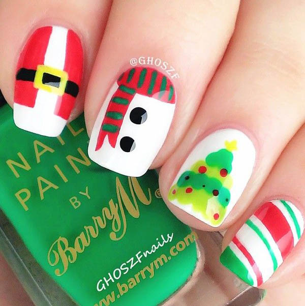 ideas-nail-art-designs-for-christmas