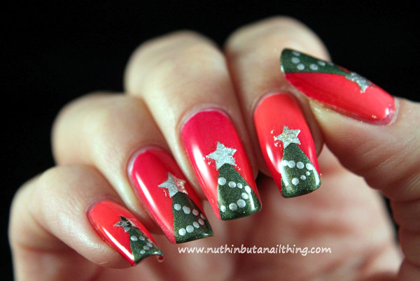 nail-art-for-christmas-ideas