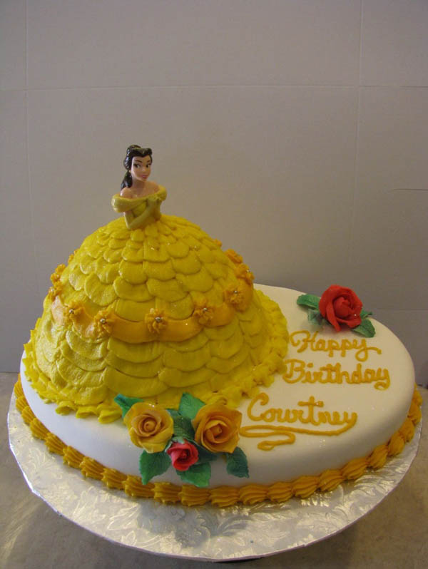 princess-birthday-cakes