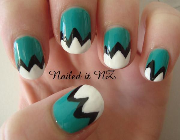 short-nail-design-ideas