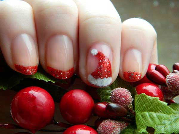 simple-christmas-nail-art-ideas