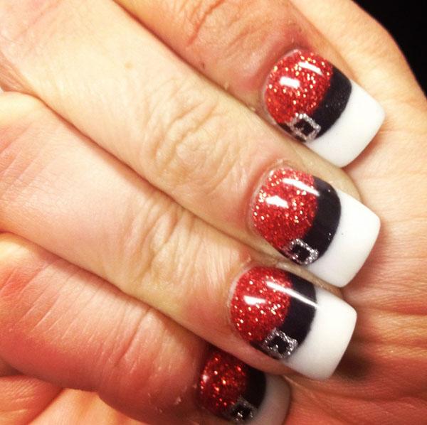 simple-christmas-nail-art