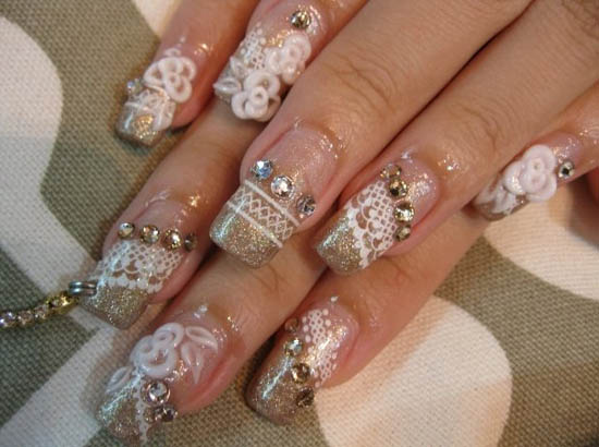 30 Spectacular Nail Design Ideas And Nail Arts With Pictures