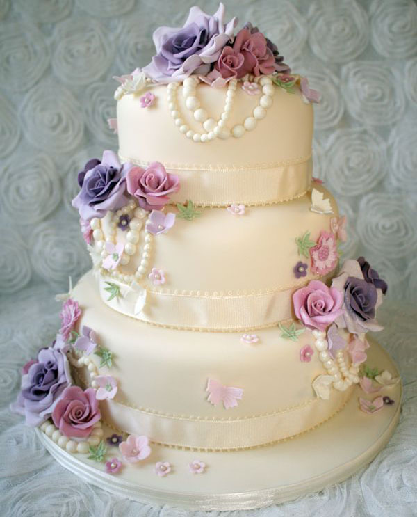Wedding Cake Type Pinterest