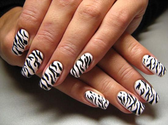 zebra-nail-design-ideas