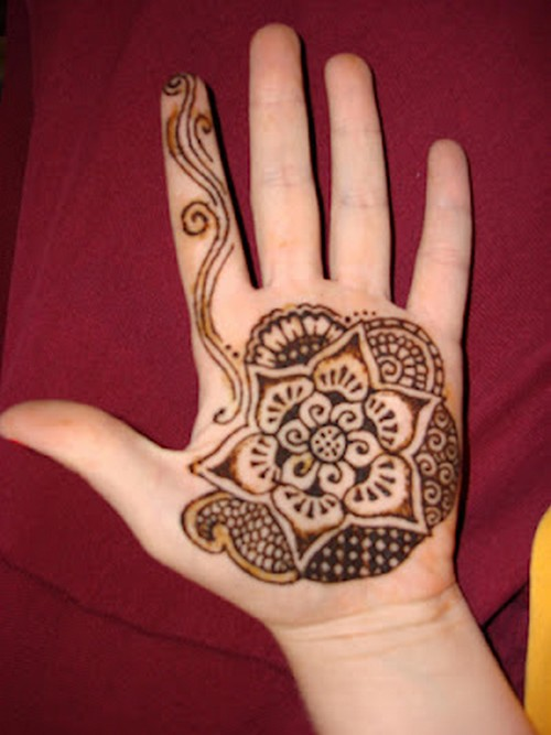 design-of-mehndi-for-kids