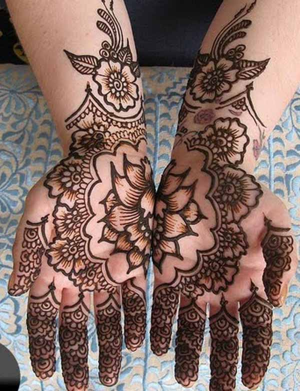floral-mehndi-design-for-kids