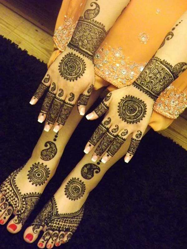 images-of-bridal-mehndi-design