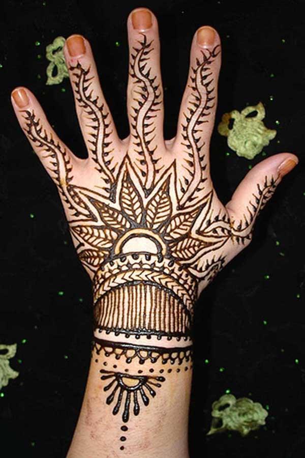 mehndi-design-for-hands-for-beginners