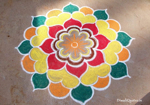 rangoli-design-simple