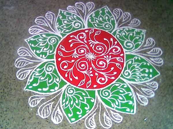simple-diwali-rangoli-design