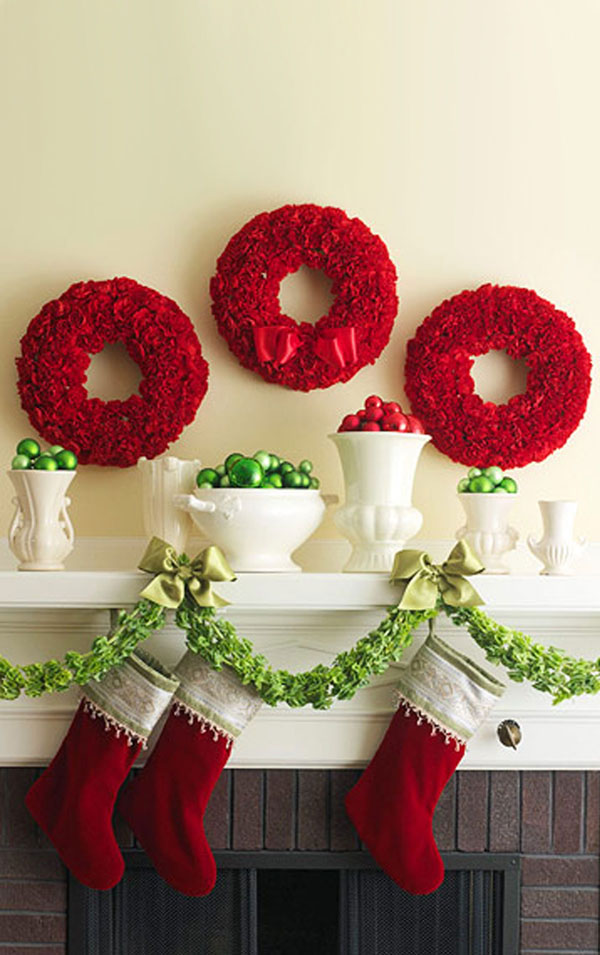 50 wonderful christmas decorating ideas to make your holiday bright christmas decorations 15 solutioingenieria Gallery