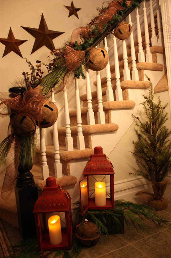 christmas lanterns decoration ideas 33